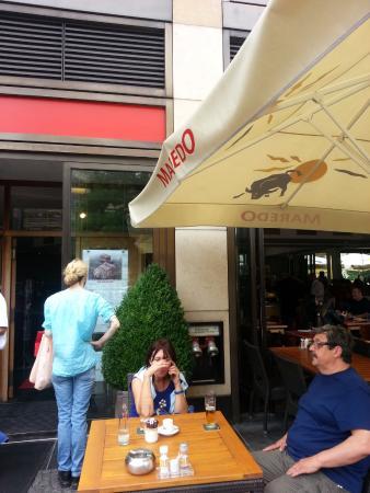MAREDO Steakhouse Berlin Gedächtniskirche: Maredo