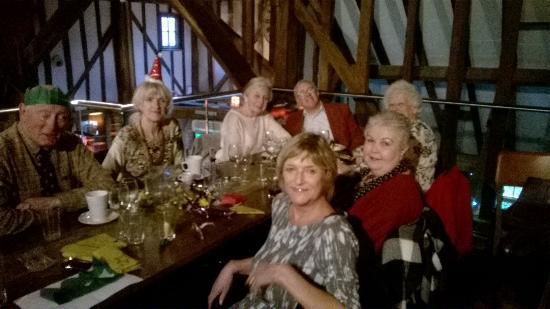 Shoeburyness, UK : A good 'Christmas ' lunch enjoyed.