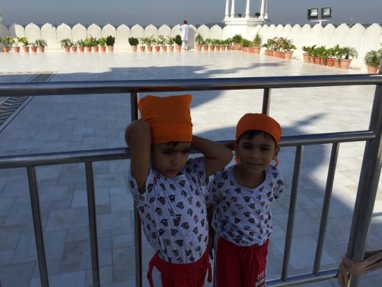 البنجاب, الهند: Open area