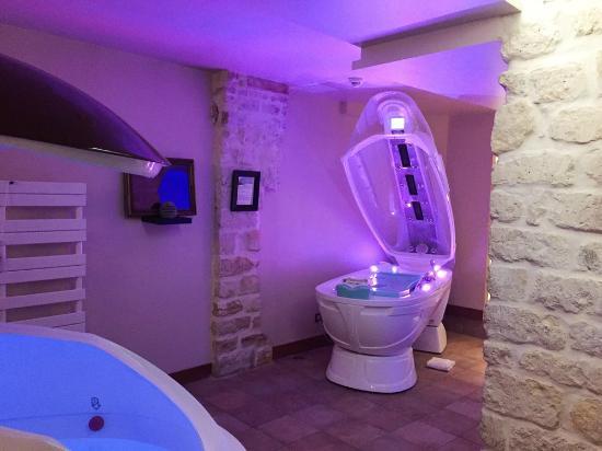 La Bulle de Sevres : Hotel de Sèvres Aromathérapie, massage