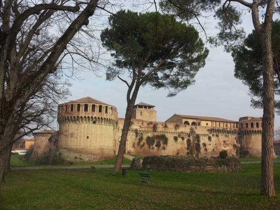 Imola, Italien: ESTERNO 3