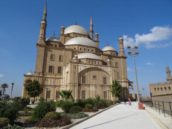 Amy Reisen: Alabaster-Moschee
