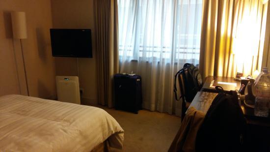 Xi Hotel: Room