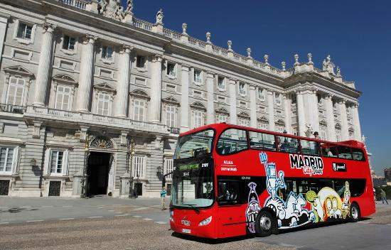 Hop OnHop Off Bus Tour Madrid Spain Top Tips Before You Go