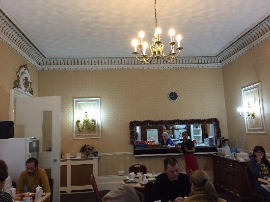 Oliver Hotel: Salle a manger