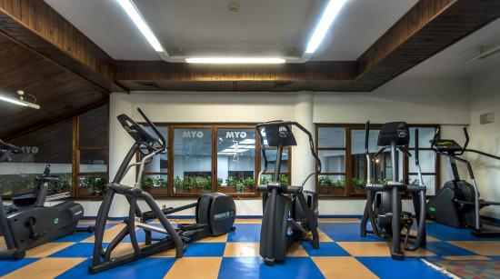 Hotel Tanne: Gym