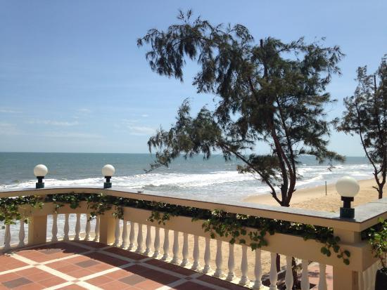 Golden Coast Resort and Spa: Пляж