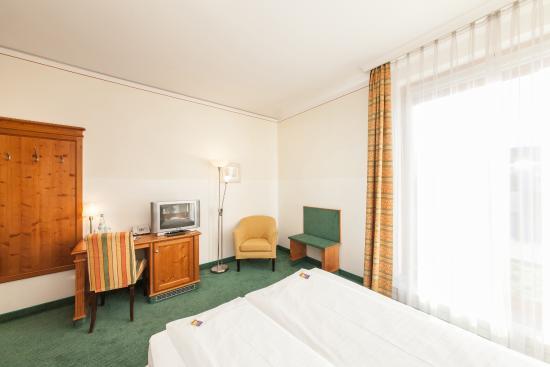 Novum Hotel Seidlhof München: Doppelzimmer