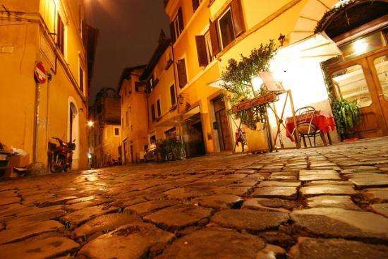 B&B Ventisei Scalini a Trastevere: Centro storico Roma: Trastevere