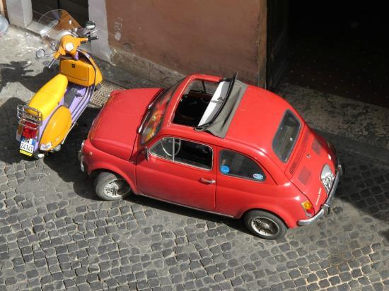 B&B Ventisei Scalini a Trastevere: Trastevere: il cuore di Roma
