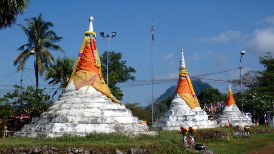 Three Pagodas Pass: Die drei Pagoden