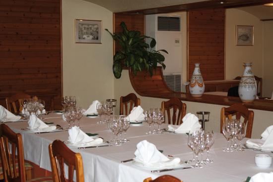 Hotel Rutllan Restaurant