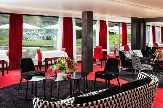 Red Restaurant Therme Vals