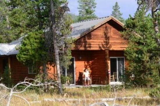 Headwaters Lodge U0026 Cabins At Flagg Ranch: Romm 307 H