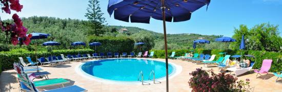 Hotel La Badia : piscina