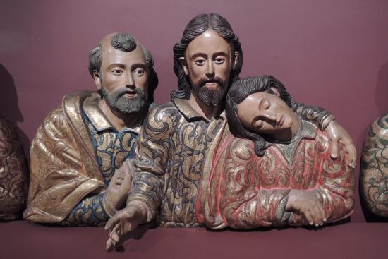 Musée d'Art Sacré (Museu de Arte Sacra) : Jésus et Marie-Madeleine