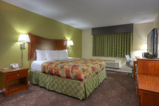 Orangewood Inn and Suites Austin North: Single Room