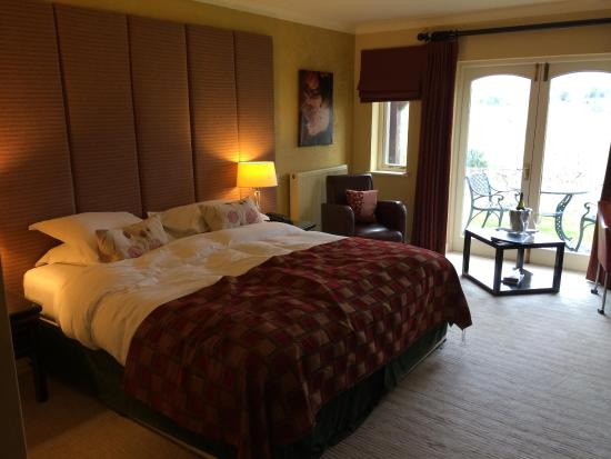 Newent, UK: Double Room
