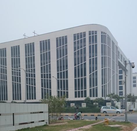 Novotel New Delhi Aerocity Exterior Of Hotel