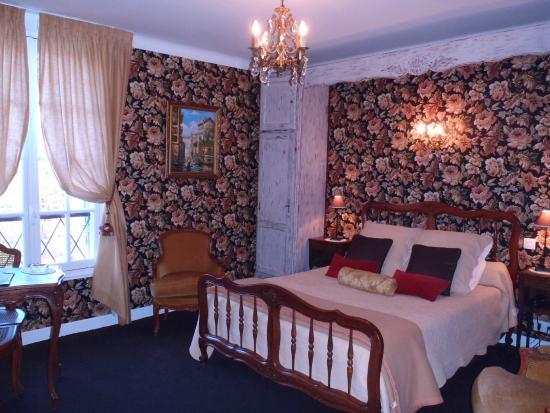 Vacquiers, Francia: la chambre standard de La villa les pins