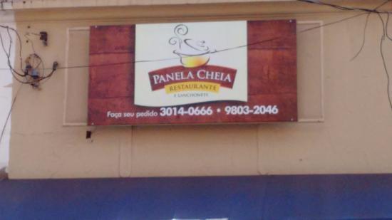 Restaurante Panela Cheia
