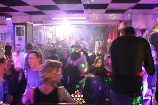 Bobo Cuba Libre: il sabato dopocena