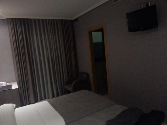 Hotel Punta del Este: The Room
