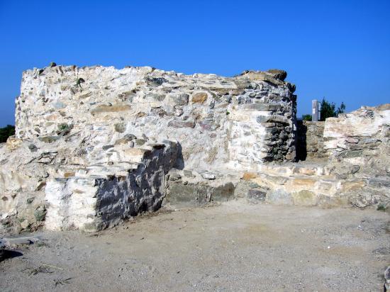 Sant Just Desvern, España: Fortificación medieval en la Penya del Moro