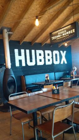 Hubbox: The stove....