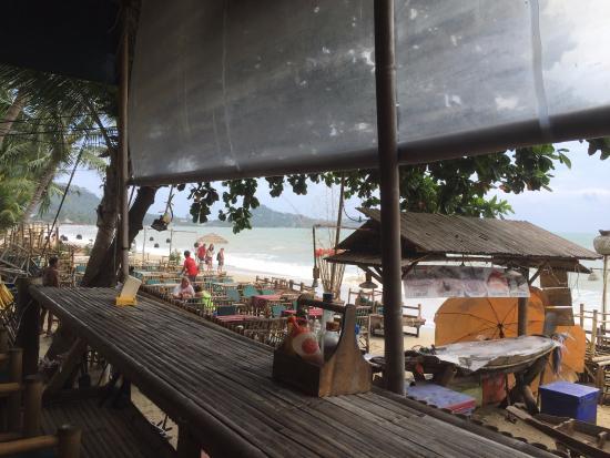 Coconut Beach Resort : Вид на пляж