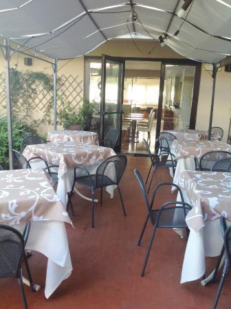 Attigliano, Italien: Terrazza