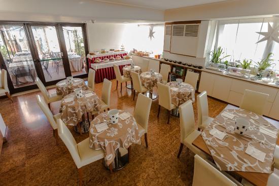 Attigliano, Italien: Sala 1° Colazione