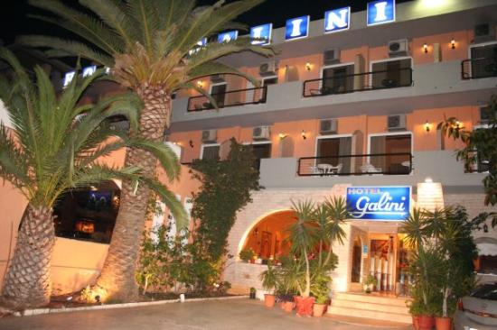 Hotel Galini Palace: HOTEL EXTERIOR