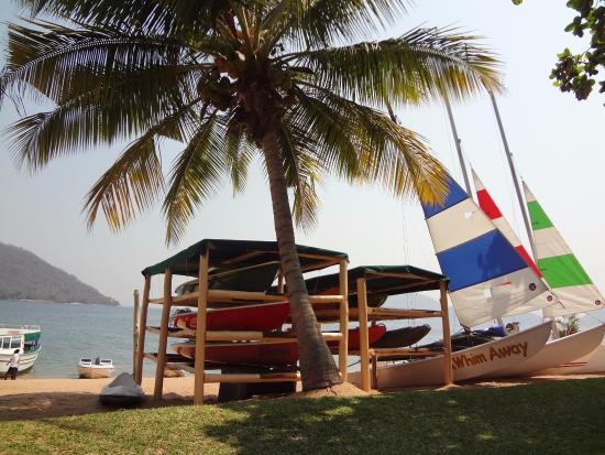 Danforth Yachting: Sailing