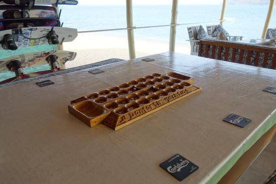 Danforth Yachting: Bawu board game