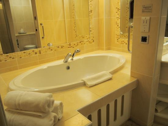 Delphi Adventure Resort: Salle de bain