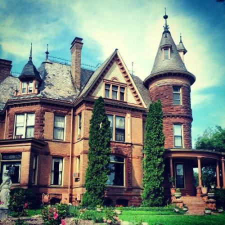 Henderson Castle Restaurant: Henderson Castle