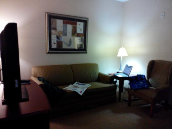 Country Inn & Suites By Carlson, Harrisonburg: living room