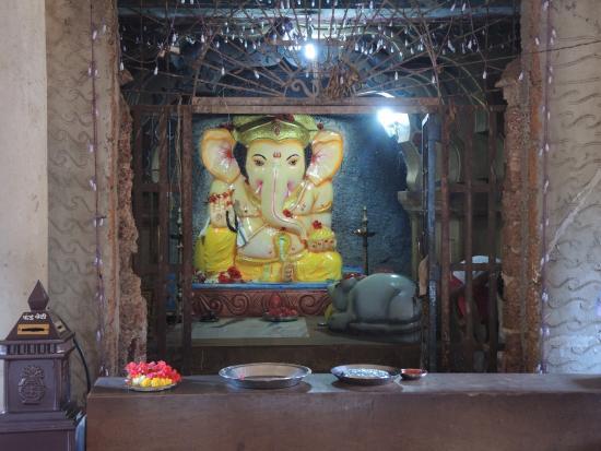 Redi Ganpati Temple
