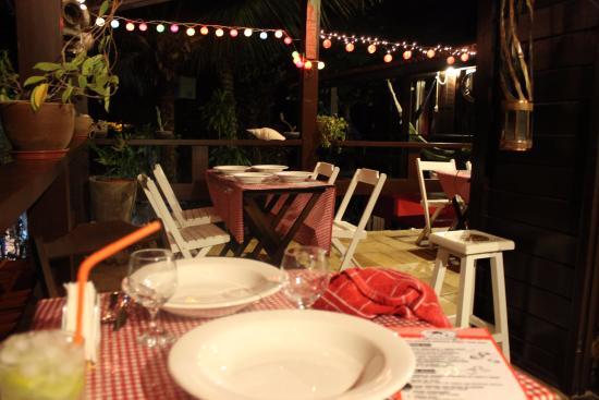 Pousada Paloma: Salon comedor
