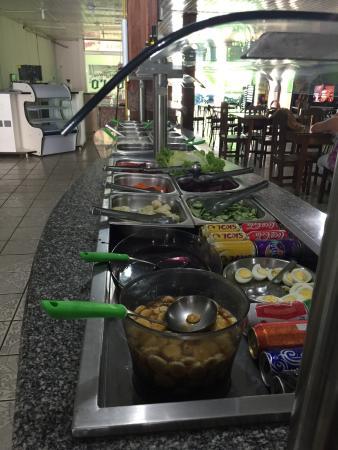 Hotel Fenice: Restaurante em anexo