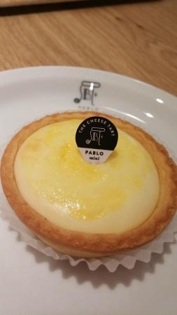 Pablo, Himeji: チーズタルト
