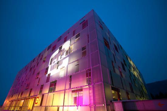 Cube Nassfeld: Außenansicht