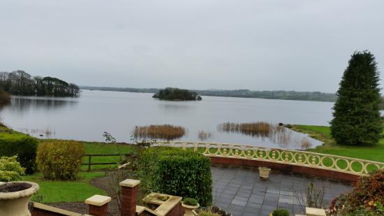 St Kyrans Country House & Restaurant: View to Lough Ramor