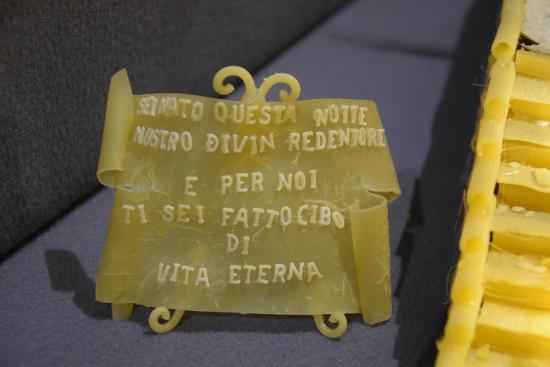 Sala del Bramante - Galleria Agostiniana