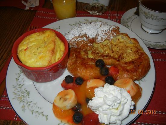 Wilmore, KY: Amazing Breakfast