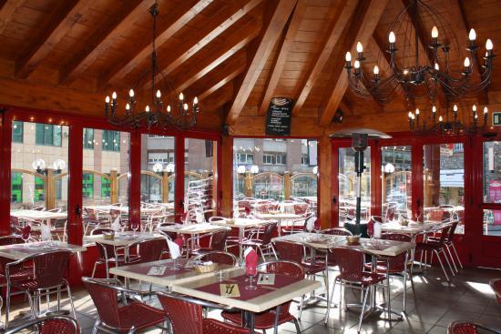 Bar Brasserie Restaurant La Residencia