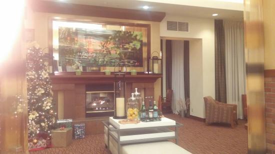 Seating Areas Picture Of Hilton Garden Inn Yuma Pivot Point Yuma Tripadvisor
