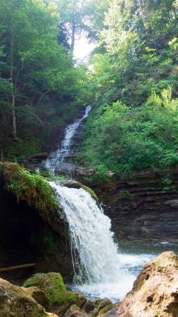 Van Hornesville, NY: Main Falls