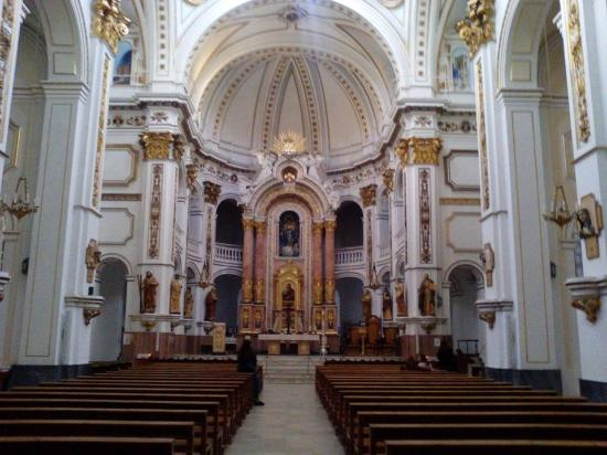 Iglesia nuestra se ora del consuelo altea alicante - Altea alicante fotos ...